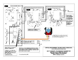 wiring drawing qcc with lpt m and rsh 24vdc using relay. Black Bedroom Furniture Sets. Home Design Ideas